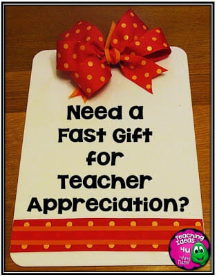 How to Make Easy Teacher Appreciation Gifts: Clipboards
