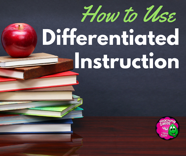 How to Use Differentiated Instruction in the Classroom