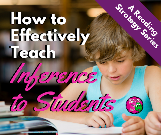 How to Effectively Teach Inference To Students