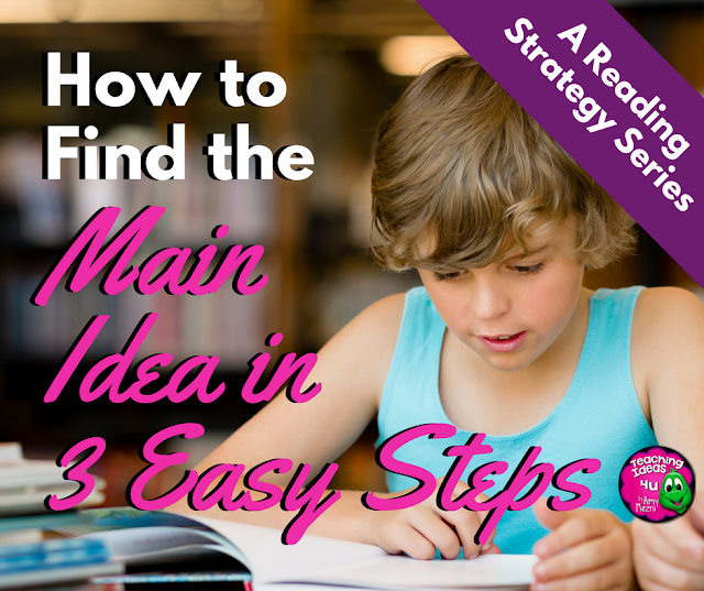 How to Find the Main Idea in 3 Easy Steps