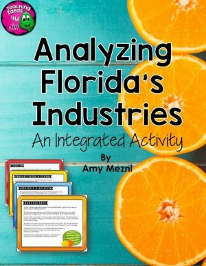 Teaching Ideas 4U - Amy Mezni - Analyzing Florida Industries Integrated Activity Florida History