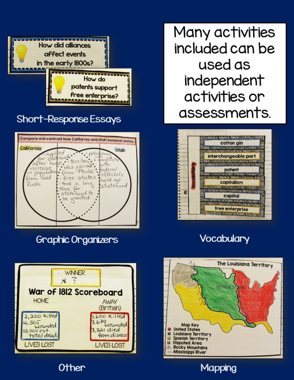 Teaching-Ideas-4U-Amy-Mezni-INB-Gr-8-Hundle-American-History