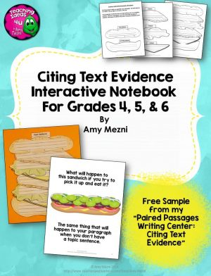 Teaching Ideas 4U - Amy Mezni - Improve Text-Based Essays Using the TEACH Method