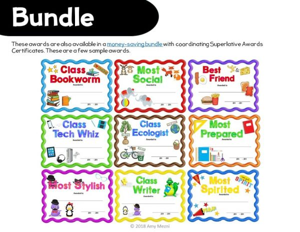 Teaching-Ideas-4U-Amy-Mezni-Class-Memory-Book-End-of-the-Year-3rd-4th-5th-6th-Grades-Editable