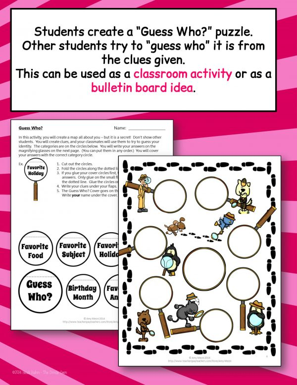 Teaching-Ideas-4U-Amy-Mezni-Guess-Who-Icebreaker-Activity-or-Bulletin-Board-Back-to-School