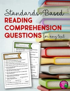 Teaching-Ideas-4U-Amy-Mezni-Reading-Comprehension-Questions-cover