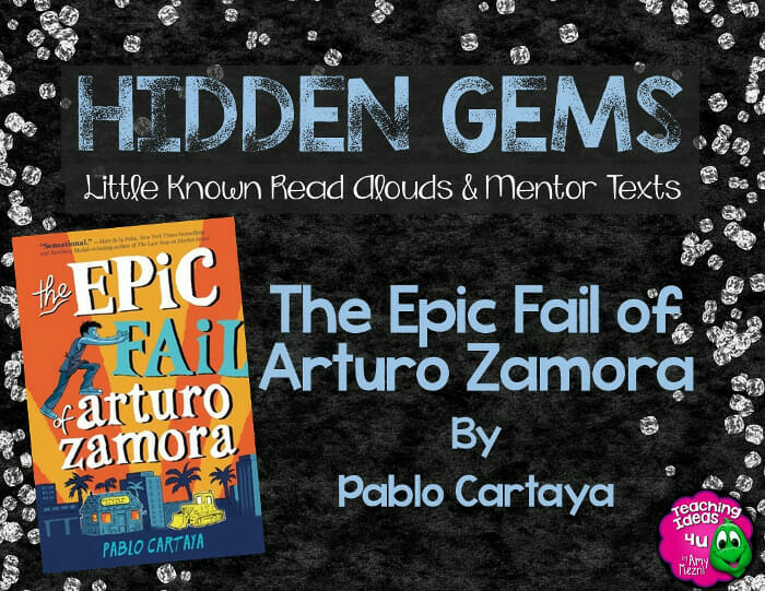 Hidden Gems: Epic Fail of Arturo Zamora by Pablo Cartaya