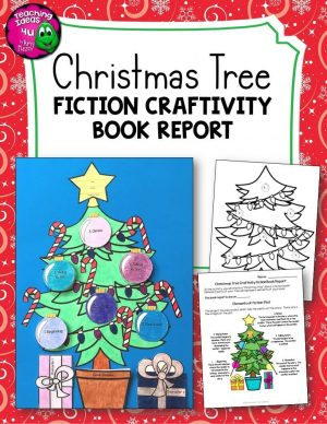 Teaching-Ideas-4U-Amy-Mezni-Christmas-Tree-Fiction-Craftivity
