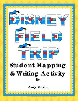Teaching-Ideas-4U-Amy-Mezni-Disney-World-Field-Trip-Stu