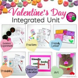 Teaching-Ideas-4U-Amy-Mezni-Valentines-Unit-Math-Science-Wr