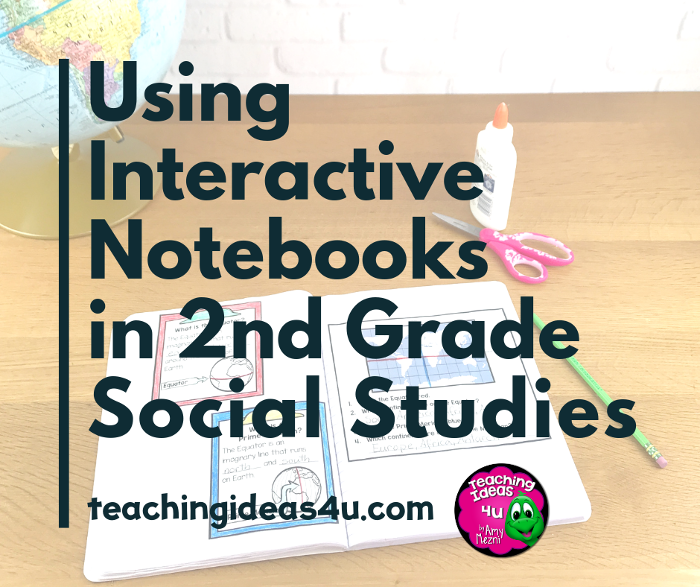 2nd Grade Social Studies Interactive Notebooks