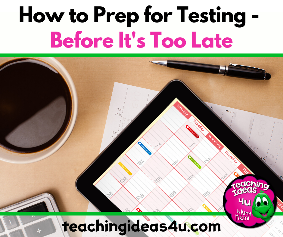 How to Prep for Testing – Before It's Too Late