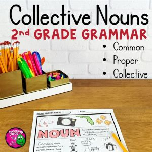 Teaching-Ideas-4u-Amy-Mezni-Collective-Nouns-Unit-with-Video-Collective-Common-Proper-2nd-Grade