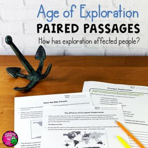 Teaching-Ideas-4u-Amy-Mezni-Exploration-Paired-Passages