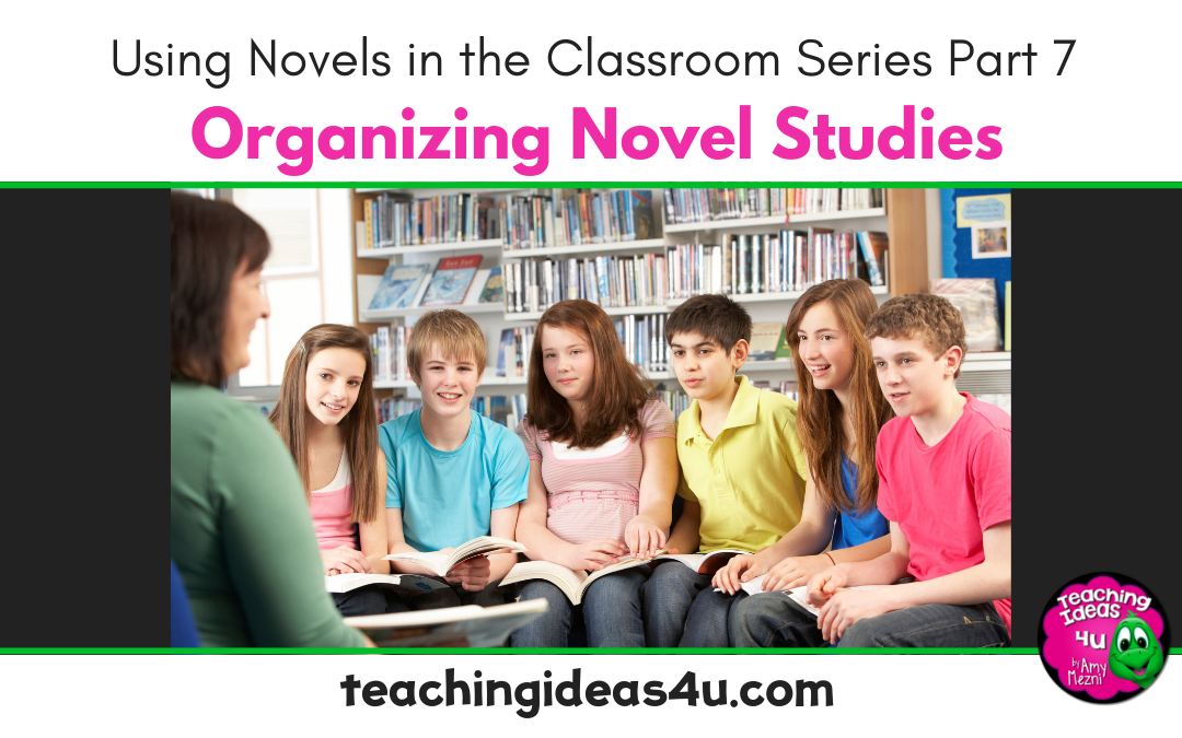 Organizing Novel Studies