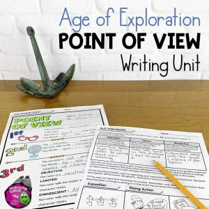 TeachingIdeas4uAgeofExplorationNarrativeWritingUnitPointofViewHistoricalFiction