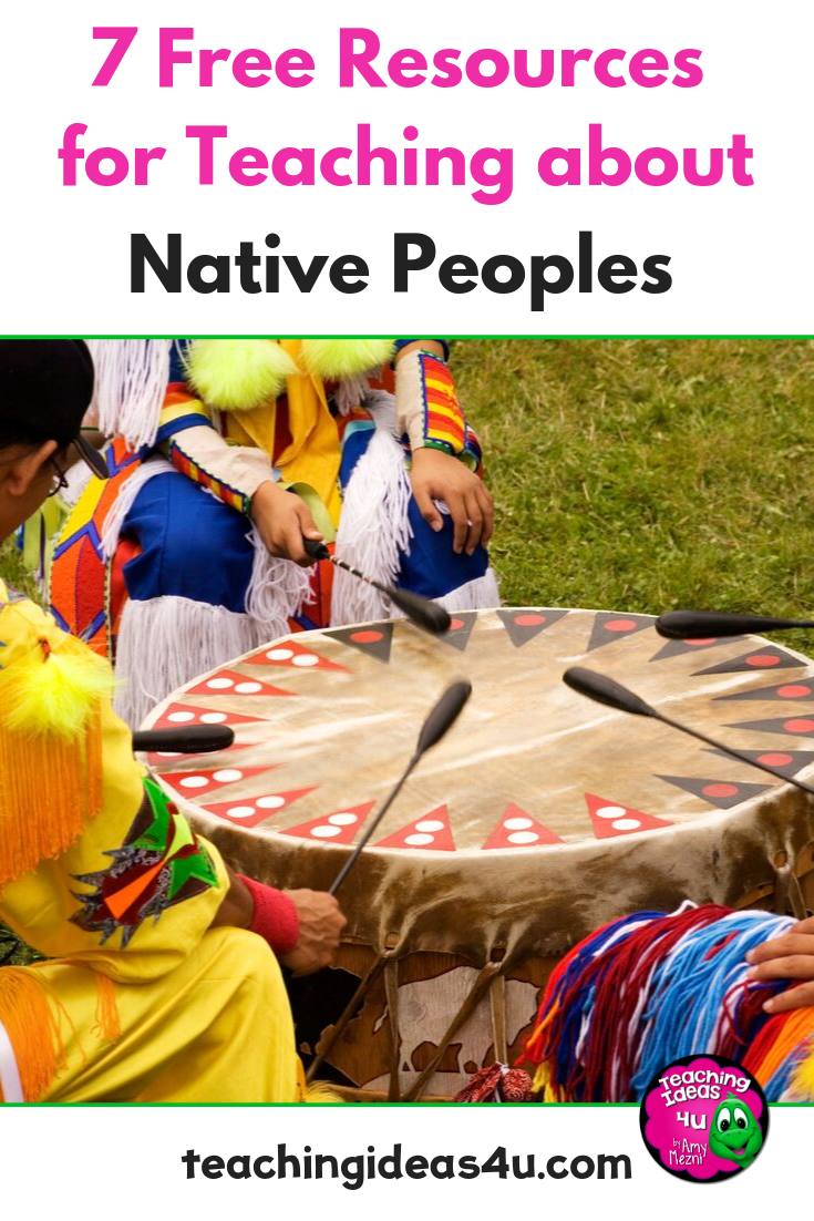 Teaching Native peoples can be a tricky subject. How do you teach in an effective way that still honors the true history?