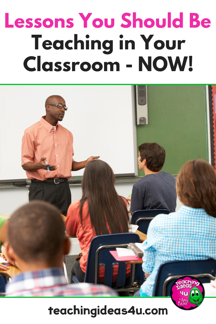Don\'t wait to start teaching these in your classroom now!