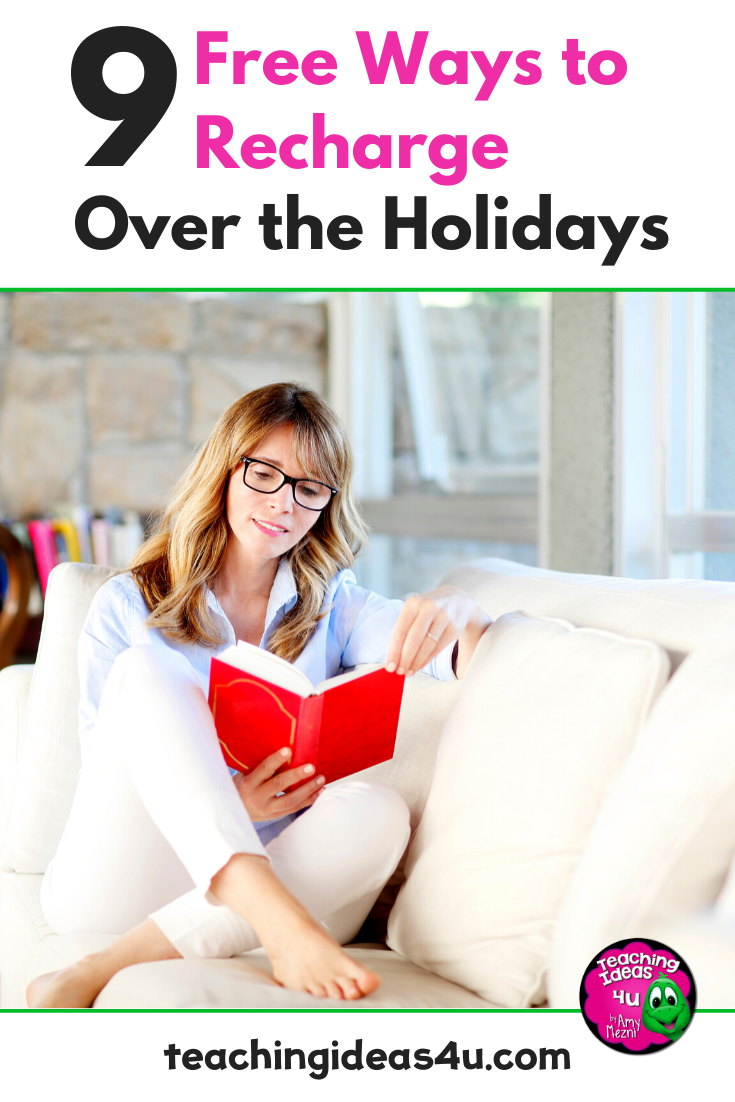 9 Free Ways To Recharge Over Break