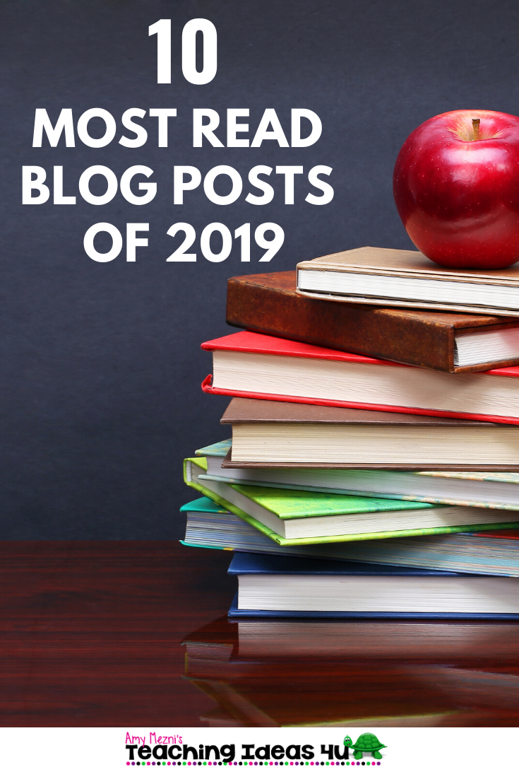10 Most Blog Posts Of 2019