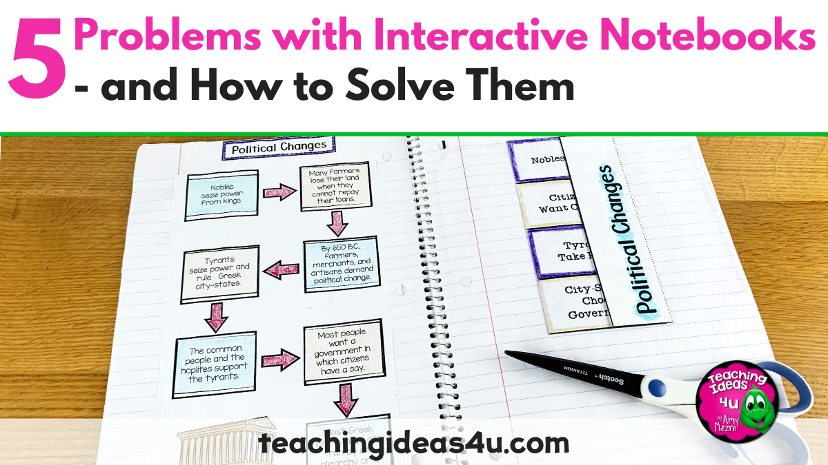 5 Problems with Interactive Notebooks & How to Solve Them