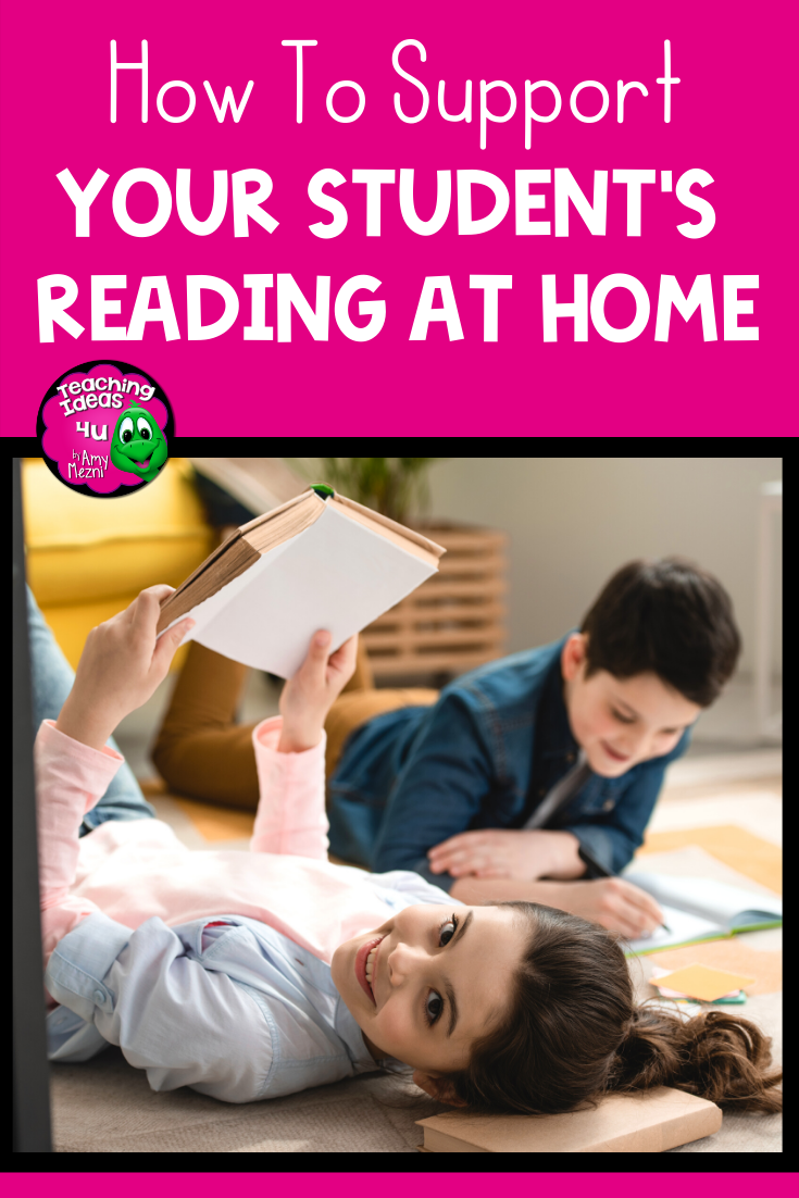 Support Your Student's Reading During School Closures