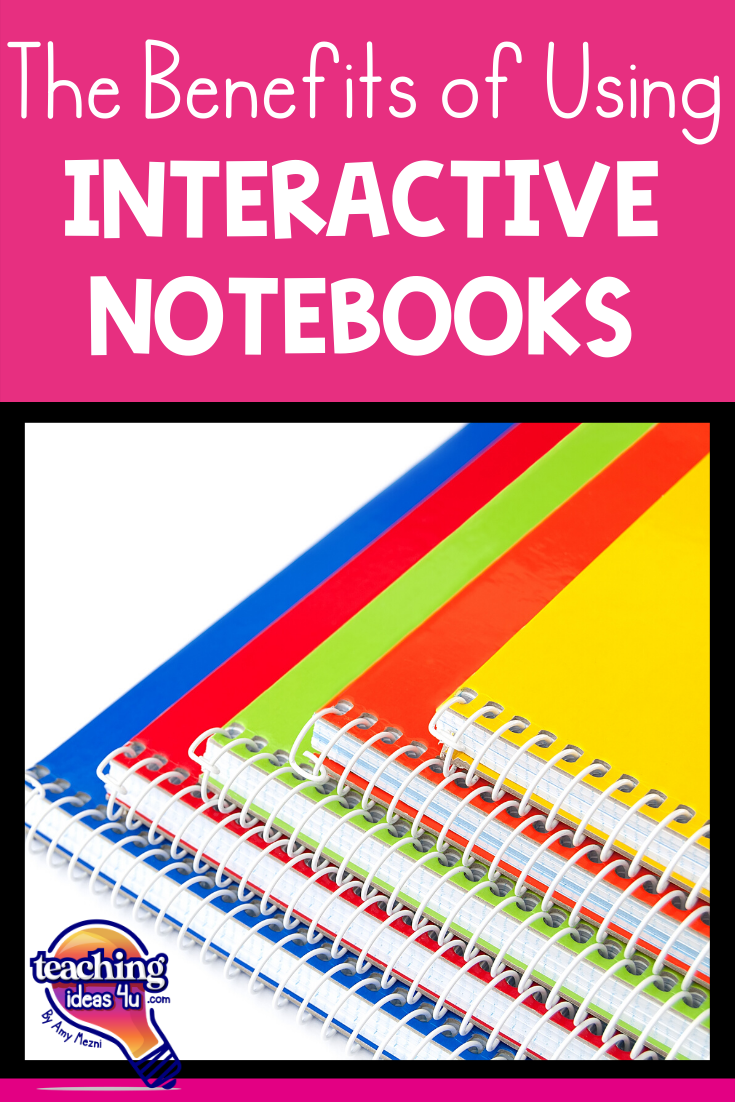 The Benefits of Using Digital and Traditional Interactive Notebooks